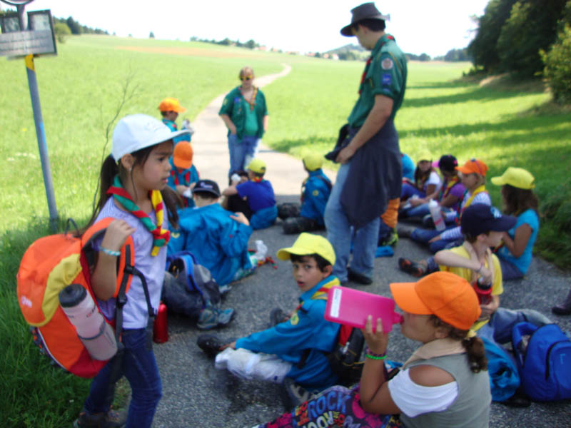 Photos camp d 39 t 2014 moi moche et m chant 3 for Jeu scout exterieur